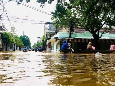 کمبوڈیا میں سیلاب سے 16 افراد ہلاک، ہزاروں ایکڑ رقبہ زیرِ آب آ گیا