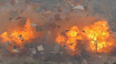 کوئٹہ میں سمنگلی روڈ پر دھماکا،دو بچوں سمیت12افراد زخمی