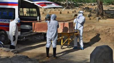 کراچی کے ایک اور ڈاکٹر کا کورونا وائرس سے انتقال