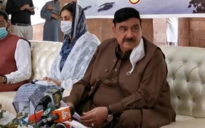 نواز شریف نے خود اپنا سیاسی جنازہ نکال دیا:شیخ رشید