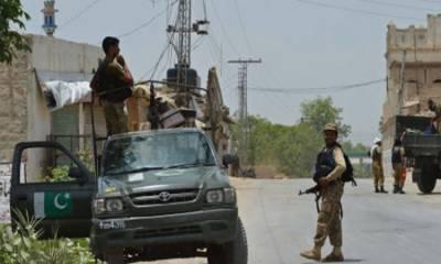 میر علی: سیکیورٹی فورسز کی کارروائی، 2دہشت گرد ہلاک