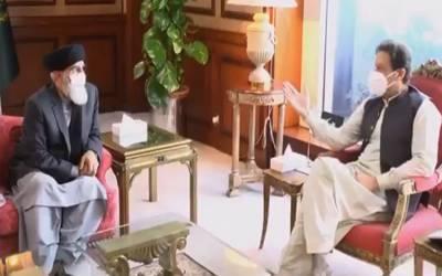 مفاہمتی عمل اور مذاکرات ہی افغان تنازعے کا حل ہیں:عمران خان