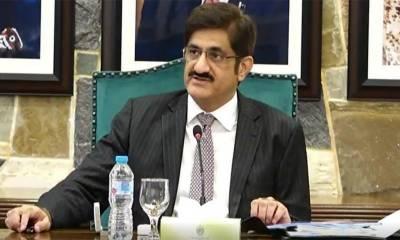 سندھ حکومت آپ کے ساتھ ہیں،پولیس افسران اپنی پیشہ ورانہ خدمات جاری رکھیں،مراد علی شاہ