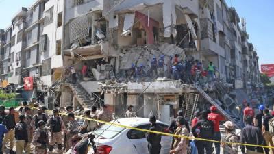 کراچی: مسکن چورنگی دھماکے کا مقدمہ درج