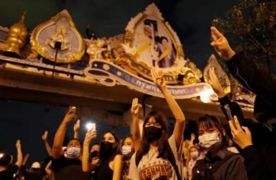 تھائی لینڈ میں ہنگامی اقدامات واپس لے لیے گئے