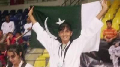 پاکستان تائیکوانڈوکی سٹار کھلاڑی ماہم آفتاب برین ٹیومر کی وجہ سے زندگی کی بازی ہار گئیں