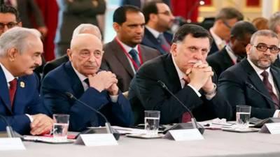 جنیوا، لیبیا کے متحارب دھڑوں کے جنگ بندی معاہدے پر دستخط