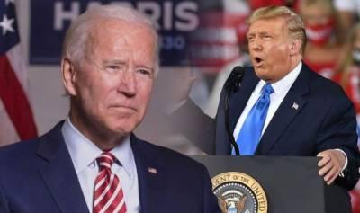 امریکی صدارتی انتخاب، جو بائیڈن کے جیتنے کے امکانات 87 فیصد