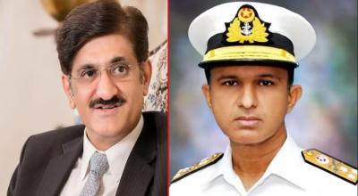 ماہی گیروں کے بچوں کو نیوی میں مواقع ملنے چاہئیں، وزیراعلی سندھ