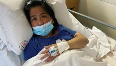 برطانیہ میں خطرناک بیماریوں کو شکست دینے والی نرس کورونا سے ہلاک