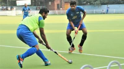 پاکستان ہاکی فیڈریشن کے زیر اہتمام 26 اکتوبر بروز پیر نیشنل ٹرے ہاکی چیمپئن شپ کے تیسرے روز مزید تین میچ کھیلے گئے