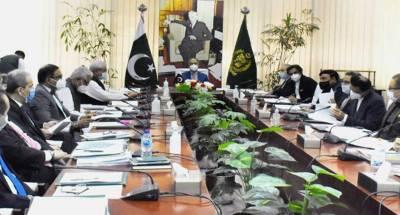 اقتصادی رابطہ کمیٹی کا گندم کی امدادی قیمت1600 روپے تجویز کرنے کا فیصلہ