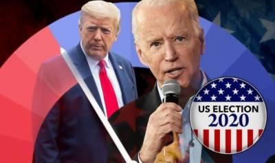 امریکی انتخابات میں 7 روز باقی رہ گئے، جوبائیڈن اور ٹرمپ میں جنگ جاری