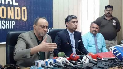 نیشنل تائیکوانڈو چیمپیئن شپ 2020 بدھ 28 اکتوبر سے لاہور میں شروع ہوگی