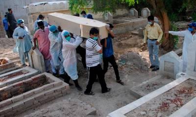 کورونا وائرس ' ملک بھر میں مزید 16افراد چل بسے ، اموات 6775ہو گئیں