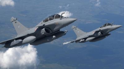 فرانس سے مزید تین رافیل طیارے پانچ نومبر کوبھارت پہنچیں گے