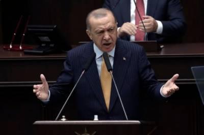 یورپ دوبارہ صلیبی جنگیں چاہتا ہے،ترک صدر
