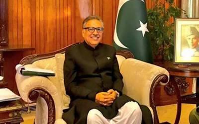 انسانیت کی فلاح سنت رسولﷺ کی پیروی میں ہے: صدر پاکستان