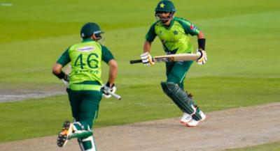 پہلا ون ڈے: پاکستان کی زمبابوے کیخلاف ٹاس جیت کر بیٹنگ جاری