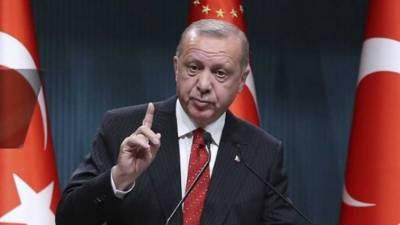 ترکی اپنے وژن کی طرف اپنے ایجنڈے کے مطابق بڑھنا جاری رکھے گا. رجب طیب اردوان