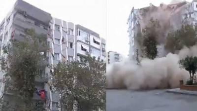 ترکی اور یونان کےساحلی شہروں میں شدیدزلزلہ