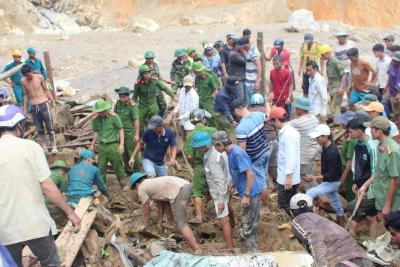 مولاوی طوفان کے باعث ویتنام میں 27افراد ہلاک ، 50 لاپتہ