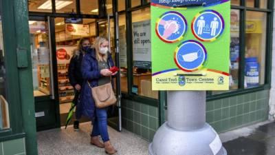 کورونا وائرس : برطانوی حکومت نے دوبارہ لاک ڈاؤن کا عندیہ دے دیا