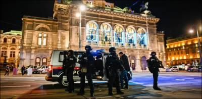 ویانا :6 مختلف مقامات پر دہشت گرد حملے، 2 شہری ہلاک، ایک حملہ آور بھی مارا گیا