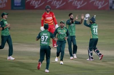 پاکستان اور زمبابوے کے مابین ون ڈے سیریز کا آج آخری معرکہ
