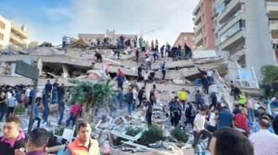 ترکی، زلزلے سے اموات کی تعداد 98تک پہنچ گئی