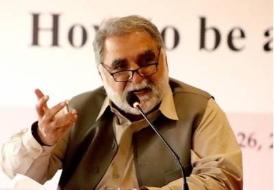 پاکستان میں جنگلات کی کمی سے ماحولیاتی مسائل پیدا ہو رہے ہیں، صوبائی وزیرآبپاشی محسن لغاری