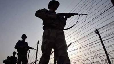 بھارتی فوج کی ایک مرتبہ پھر ایل او سی پر فائرنگ،45 سالہ شہری زخمی