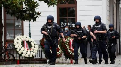 ویانا میں فائرنگ کرنے والے ملزم کے دو مشتبہ دوست سوئٹزرلینڈ میں گرفتار