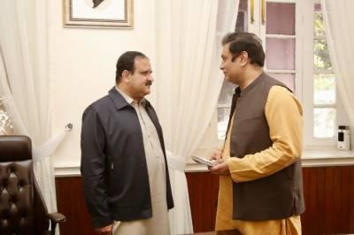 اپوزیشن اپنی کرپشن بچانے کیلئے پاکستان کی سالمیت سے کھیل رہی ہے: عثمان بزدار