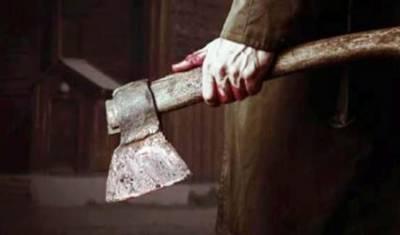 شہدادکوٹ، شوہر نے بیوی کو کلہاڑیوں کے وار سے قتل کردیا