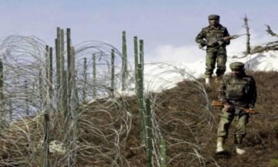 ایل او سی پر بھارتی فوج کی بلا اشتعال فائرنگ، 1 شہری شہید، 3 افراد زخمی