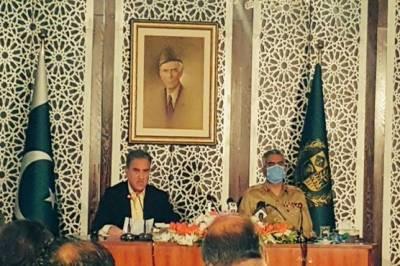وزیر خارجہ نے بھارت کے پاکستان کو غیر مستحکم کرنے کے منصوبے کے ناقابل تردید شواہد پیش کر دیئے