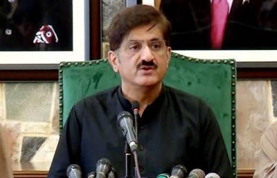 وزیراعلیٰ سندھ کا کرونا ٹیسٹ مثبت آگیا، خود کو قرنطینہ کرلیا