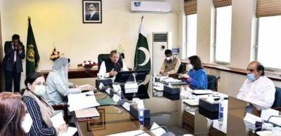 شفقت محمود کی زیر صدارت بین الصوبائی وزرائے تعلیم کا اجلاس کچھ دیر بعد ہوگا