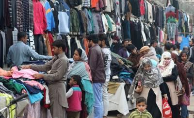 سردی کی آمد ،لنڈابازار میں قیمتیں بڑھ گئیں