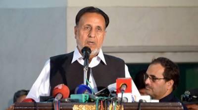 گلگت بلتستان میں پی ٹی آئی کی کامیابی عوام کے اعتماد کی مظہر ہے،میاں محمود الرشید