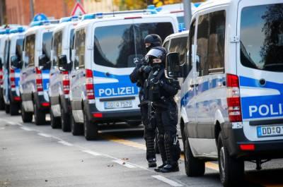 جرمن شہر اوبرہازن میں چاقو سے حملہ، متعدد افراد زخمی