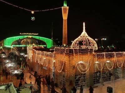 ہفتہ شان رحمت اللعالمین کے سلسلے میں آج لاہور میں داتا دربار پر محفل سماع ہوگی