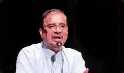 حکومت میں اگرتھوڑی بہت بھی انسانیت باقی ہےتونواز شریف کے ملک آنے پر روکاٹیں نہ ڈالے: مسلم لیگ ن سندھ کے صدرسیدشاہ محمد شاہ