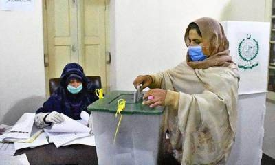 جی بی اے 3 گلگت3: پی ٹی آئی نے انتخابی معرکہ سر کر لیا