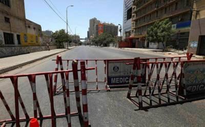 حیدر آباد کی 6 یونین کونسلزمیں اسمارٹ لاک ڈاؤن نافذ