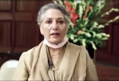 پی ڈی ایم کی جماعتیں جلسوں کی آڑ میں عوام کی جانوں سے کھیل رہے ہیں: رکن قومی اسمبلی رخسانہ نوید
