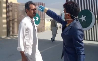 بلوچستان میں کورونا سے جاں بحق افراد کی تعداد 165 ہو گئی