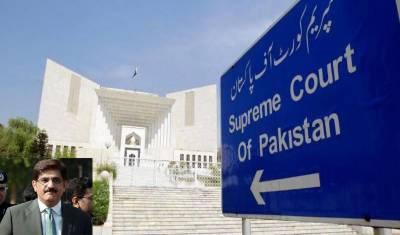 ریلوے خسارہ کیس: وزیراعلیٰ سندھ مرادعلی شاہ کو توہین عدالت کا نوٹس