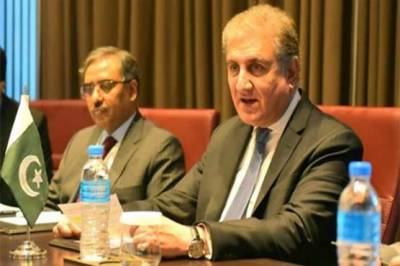 وزیر خارجہ شاہ محمود اور افغان ہم منصب میں ملاقات، علاقائی صورتحال پر تبادلہ خیال